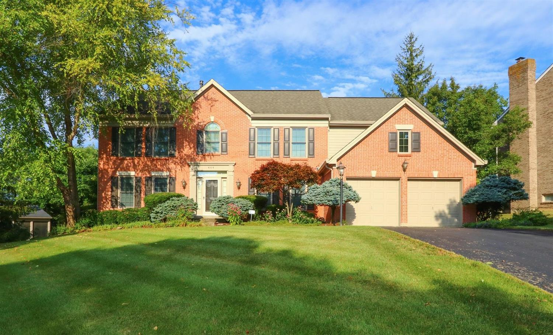 Property for sale at 464 Vista Glen Drive, Springdale,  Ohio 45246