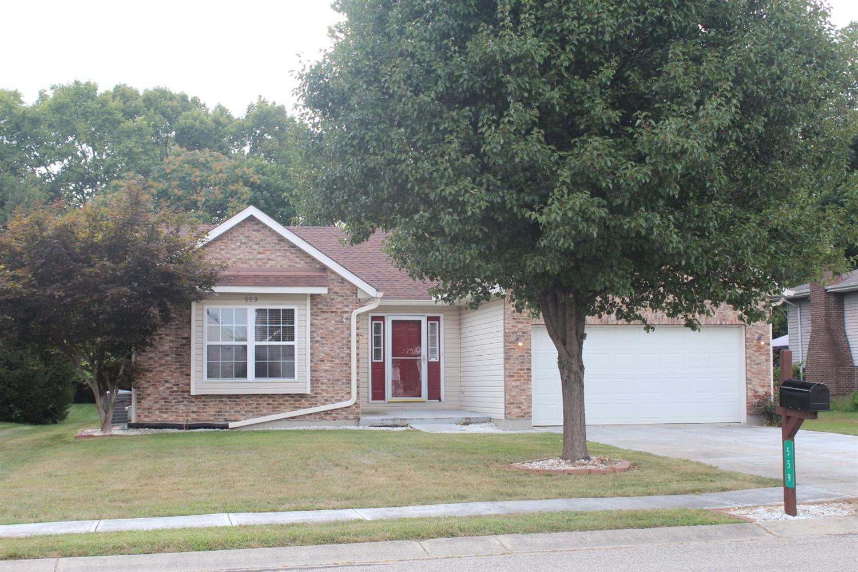 Property for sale at 559 Brian Drive, Trenton,  Ohio 45067