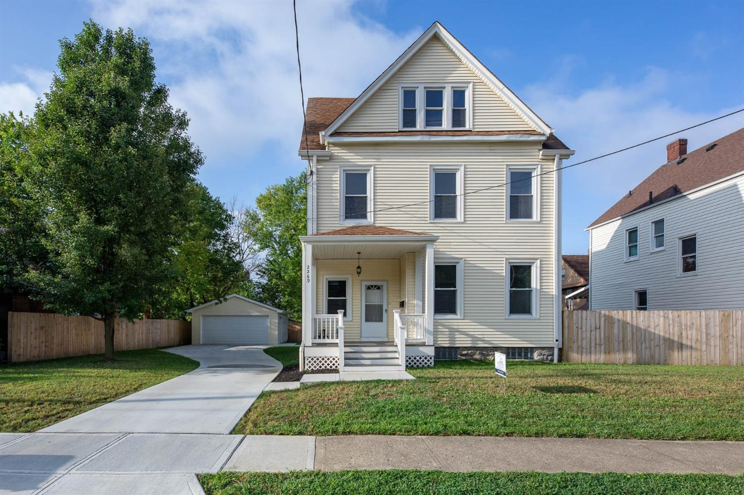 Property for sale at 2269 Harper Avenue, Norwood,  Ohio 45212