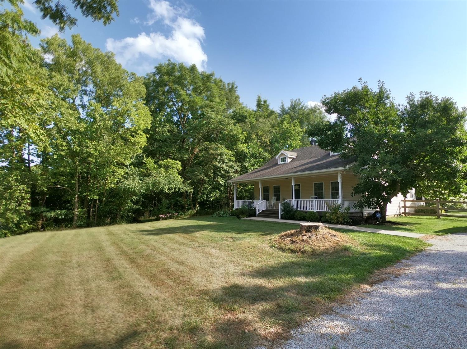 Property for sale at 8991 Morrow Rossburg Road, Harlan Twp,  Ohio 45162
