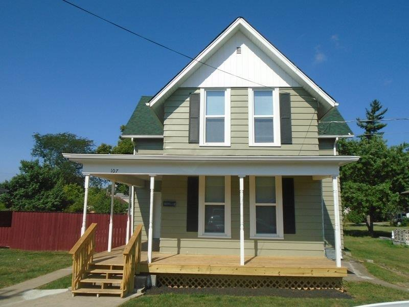 Property for sale at 107 N Second Street, Trenton,  Ohio 45067