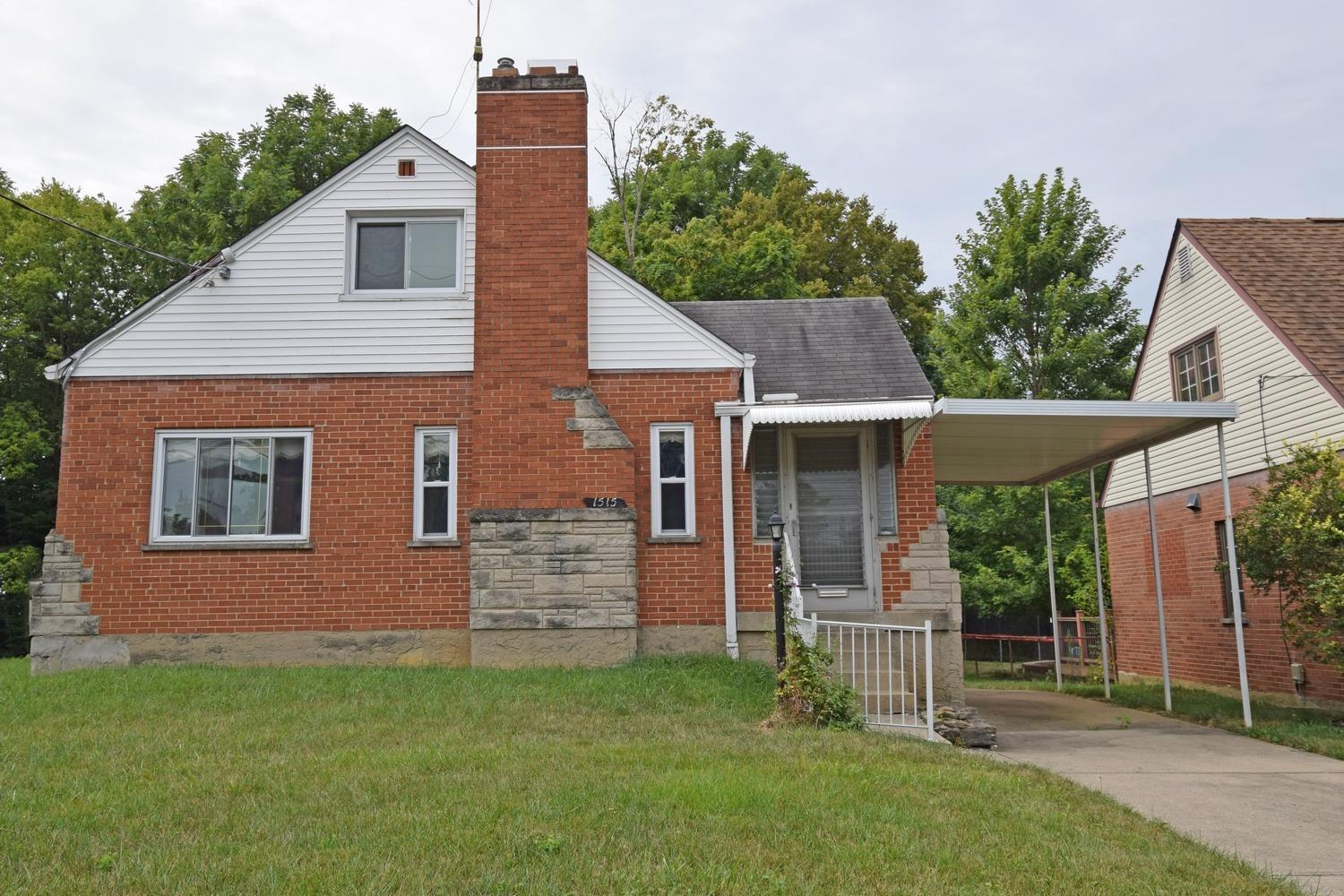 Property for sale at 1515 Clovernoll Drive, North College Hill,  Ohio 45231