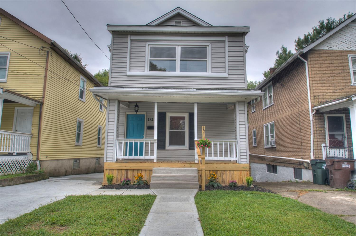 Property for sale at 1815 Maple Avenue, Norwood,  Ohio 45212