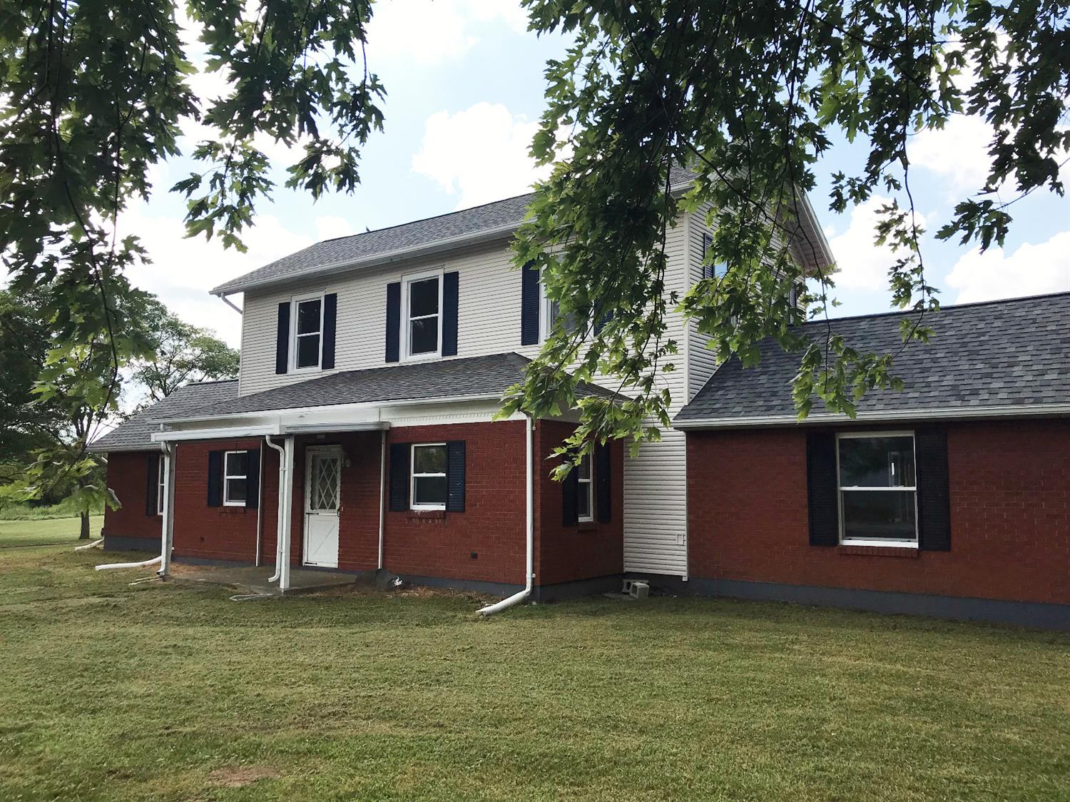 Property for sale at 4040 St Rt 350, Clark Twp,  Ohio 45146
