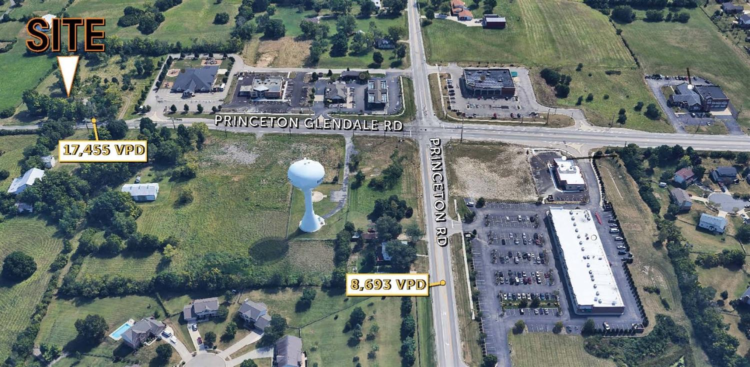 Property for sale at 6500 Princeton Glendale Road, Liberty Twp,  Ohio 45011