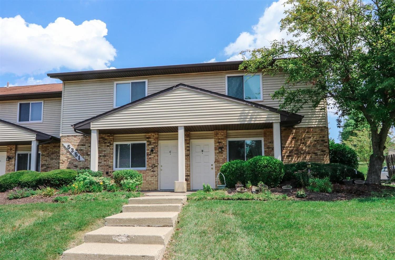Property for sale at 5351 Boehm Drive Unit: D, Fairfield,  Ohio 45014