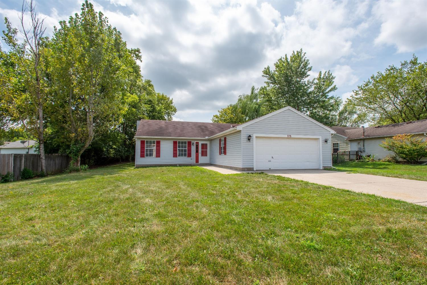 Property for sale at 375 Woodsdale Drive, Monroe,  Ohio 45050