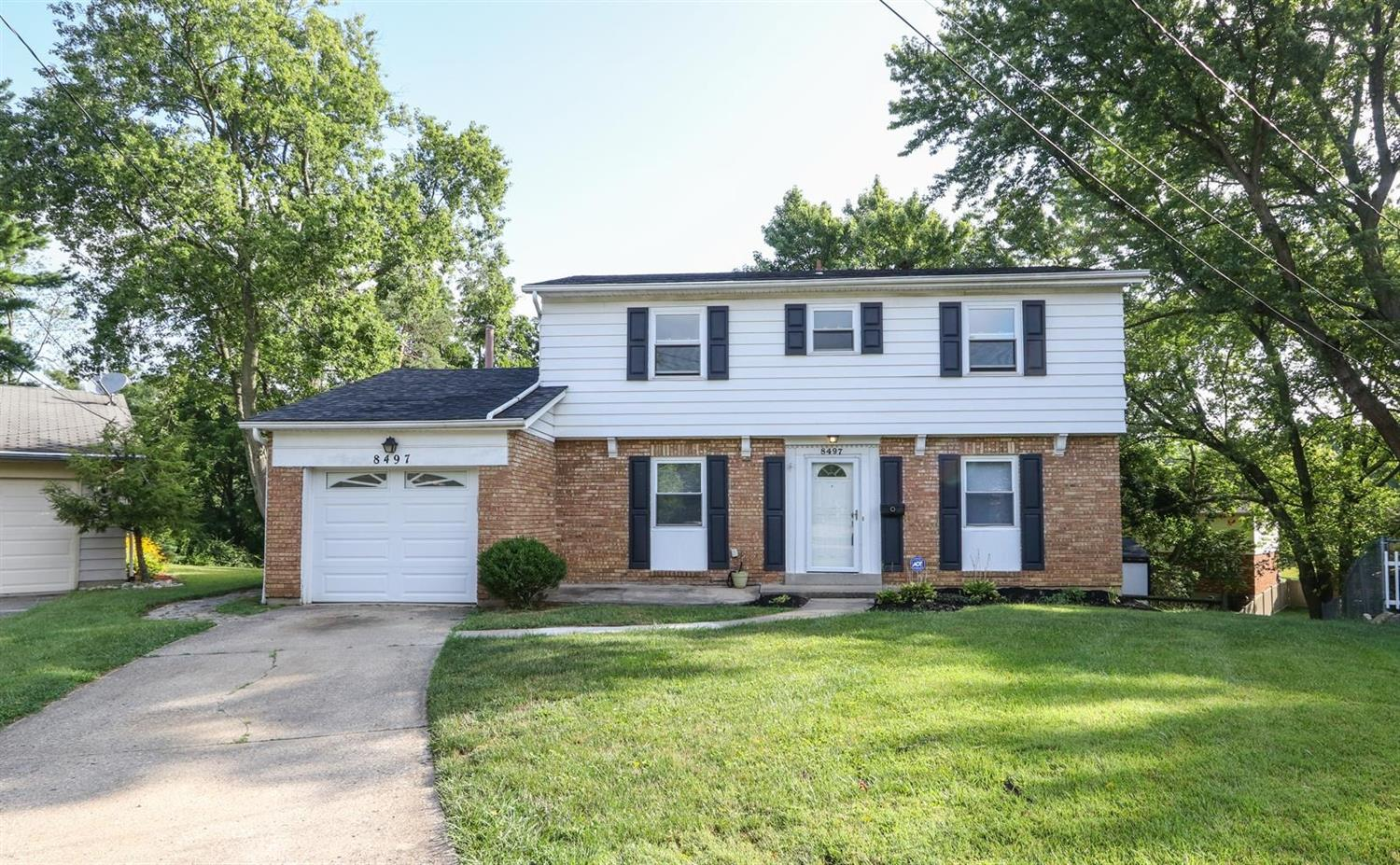 Property for sale at 8497 Fernwell Drive, Springfield Twp.,  Ohio 45231
