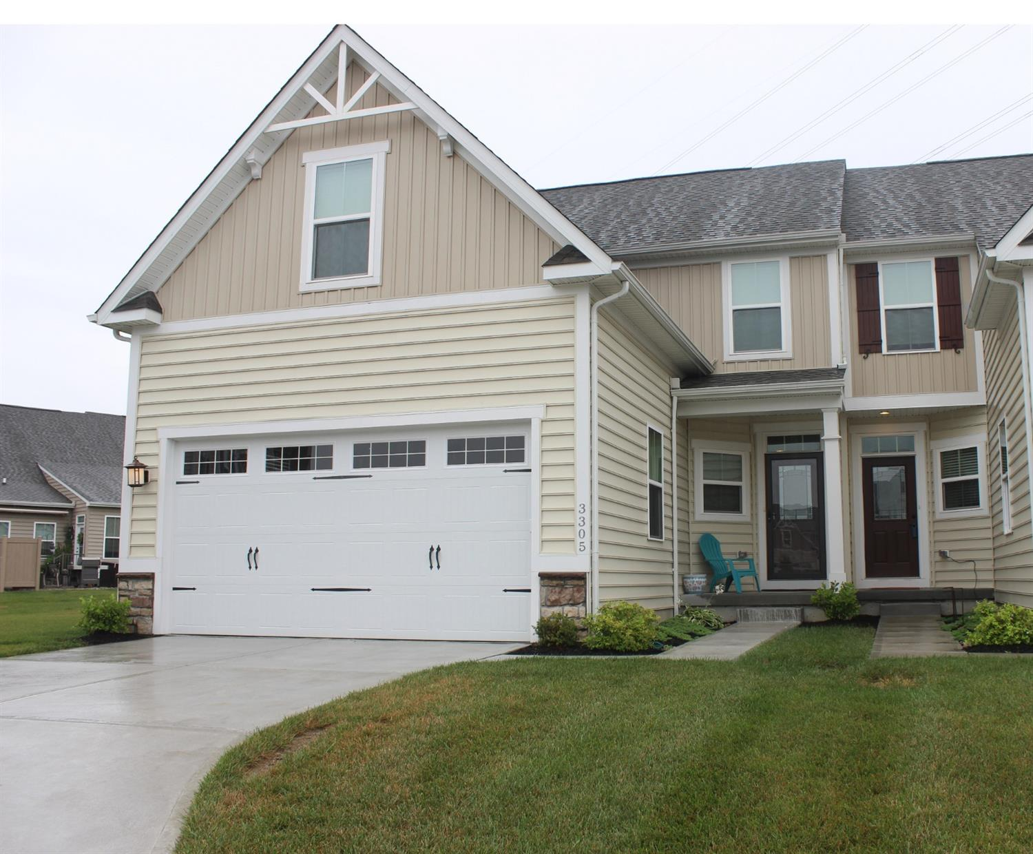 Property for sale at 3305 Crescent Falls Way, Deerfield Twp.,  Ohio 45039