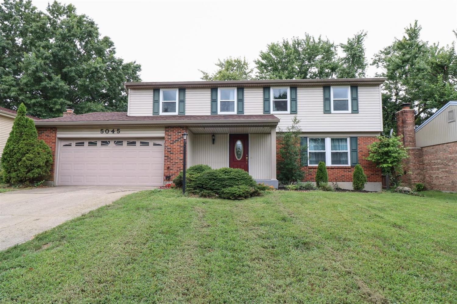 Property for sale at 5045 Francisvalley Court, Delhi Twp,  Ohio 45238