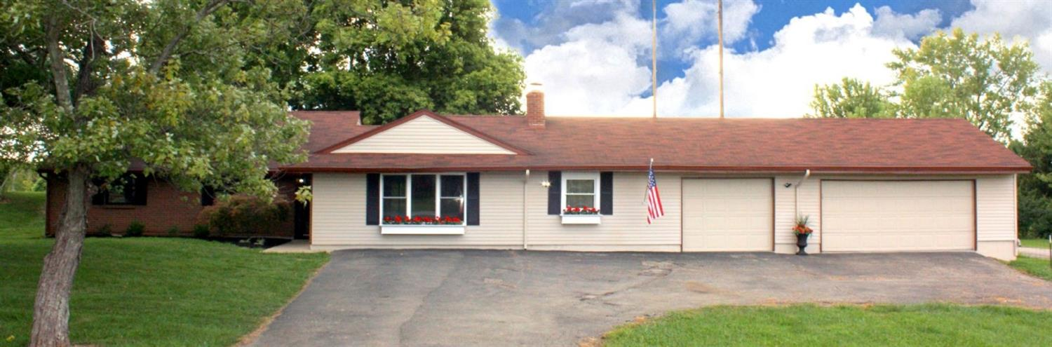 Property for sale at 9853 Clearcreek Franklin Road, Franklin Twp,  Ohio 45342