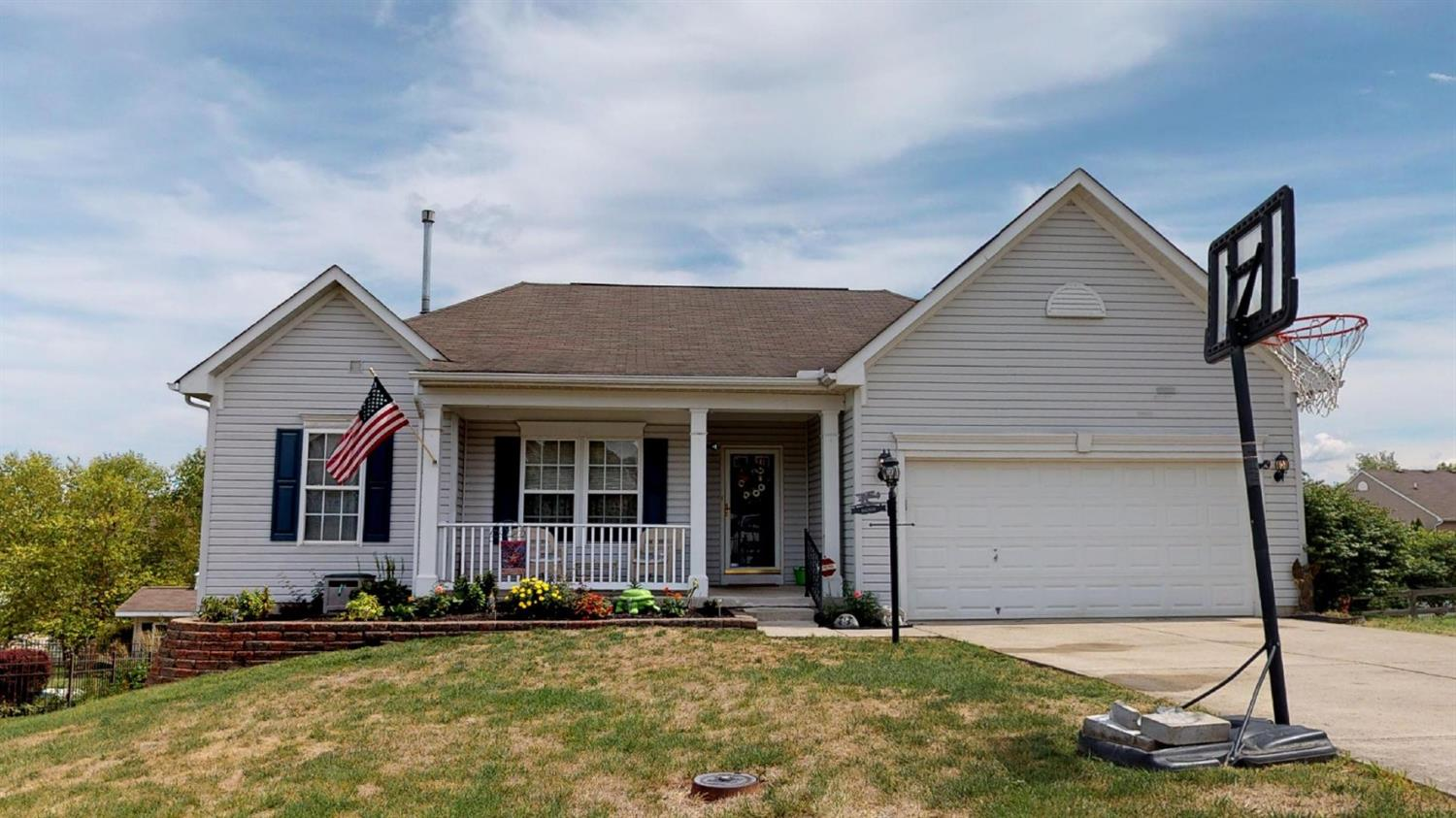 Property for sale at 70 Brittony Woods Drive, Monroe,  Ohio 45050
