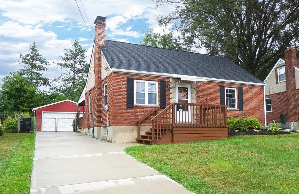 Property for sale at 1653 Trillium Court, Reading,  Ohio 45215
