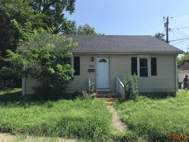 Property for sale at 208 S First Street, Trenton,  Ohio 45067