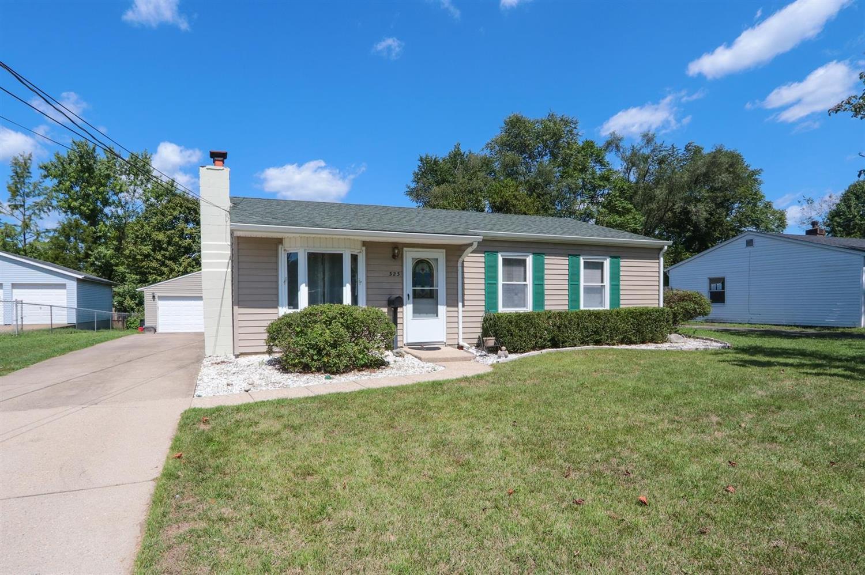 Property for sale at 323 Weathervane Lane, Harrison,  Ohio 45030