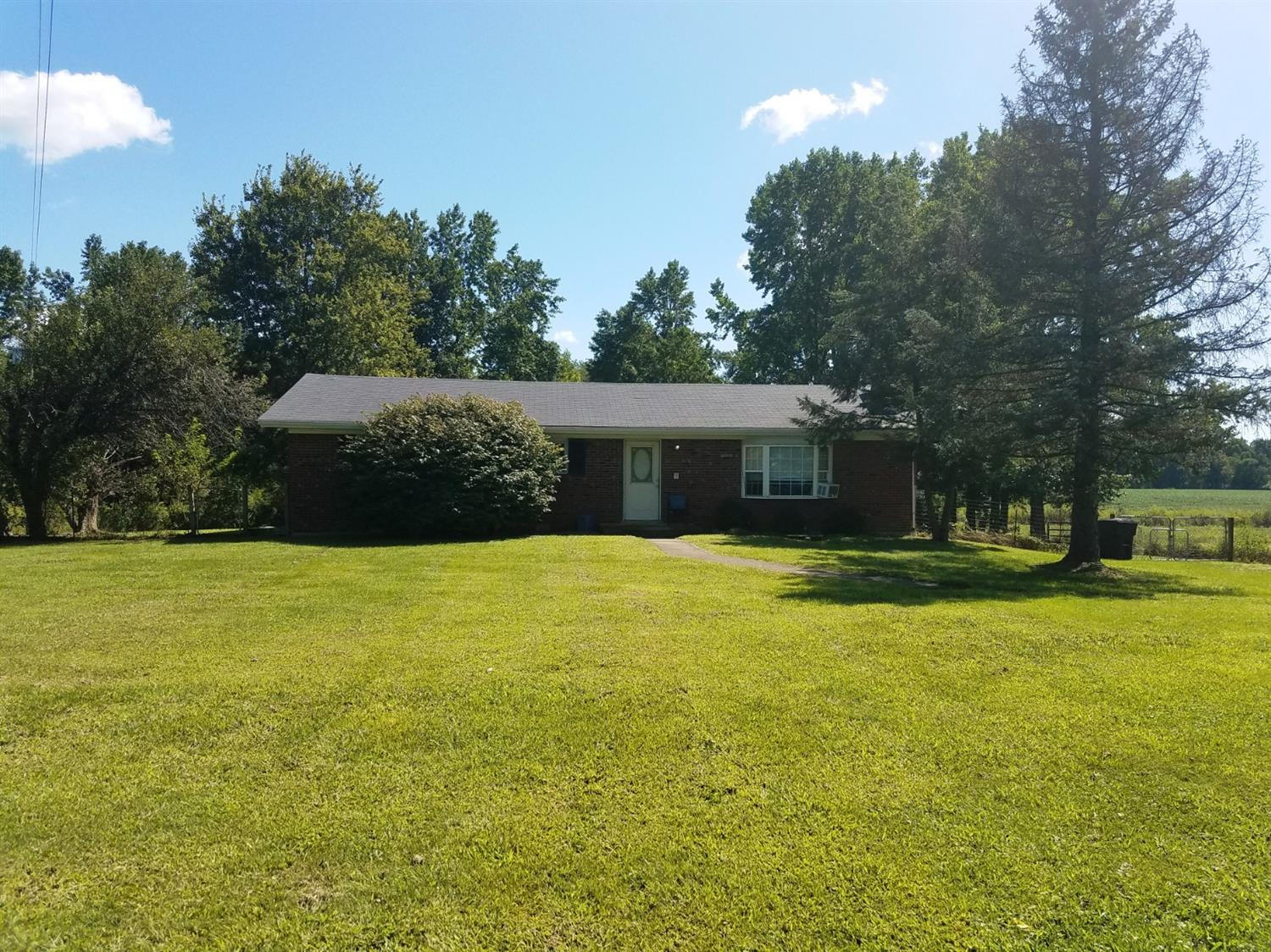 Property for sale at 4328 Hughes Road, Salem Twp,  Ohio 45154