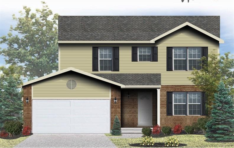 Property for sale at 4745 Brampton Place, Trenton,  Ohio 45067