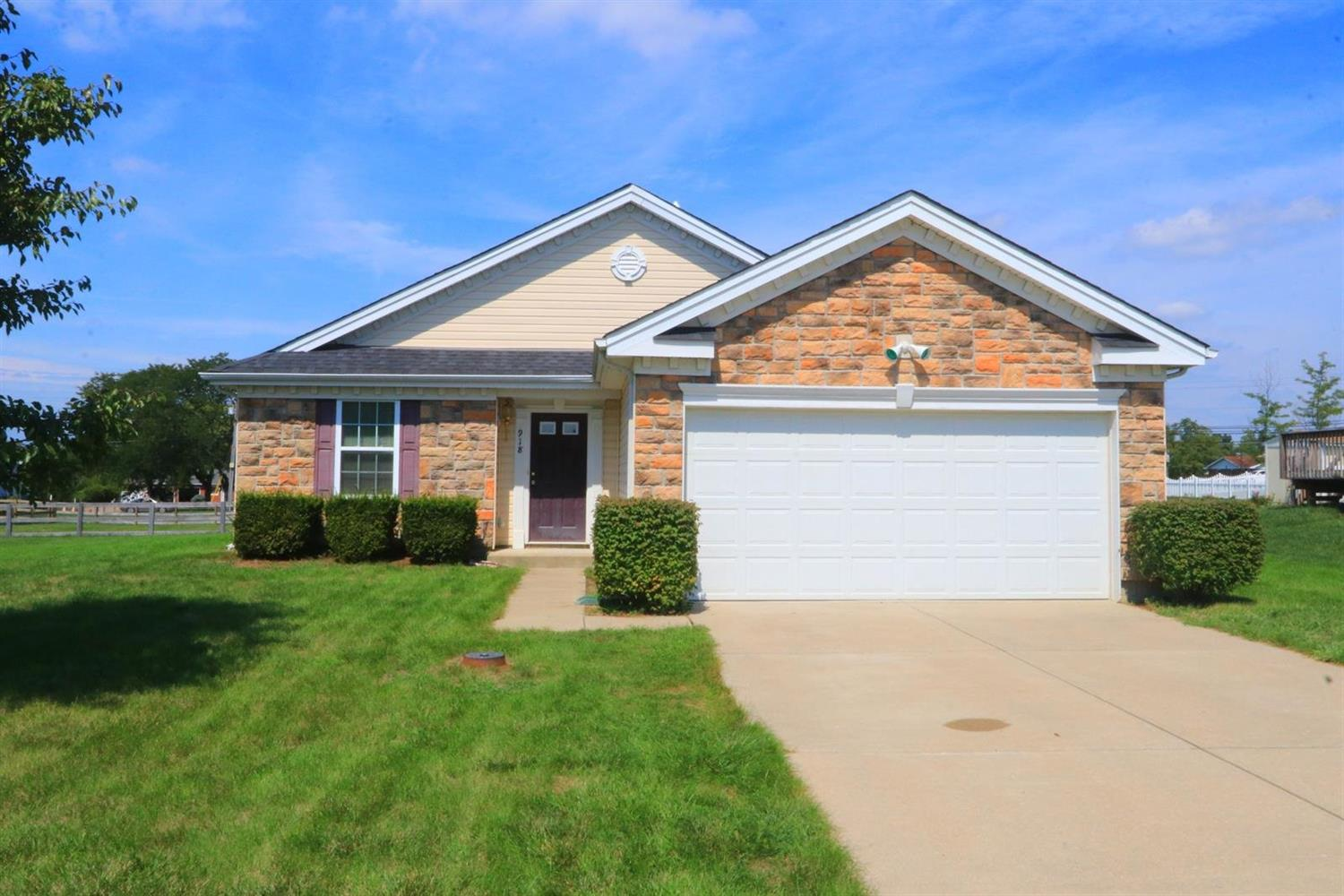 Property for sale at 918 Sleepy Hollow Drive, Monroe,  Ohio 45050