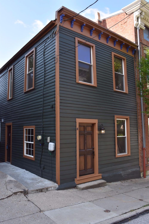 Property for sale at 341 Milton Street, Cincinnati,  Ohio 45202