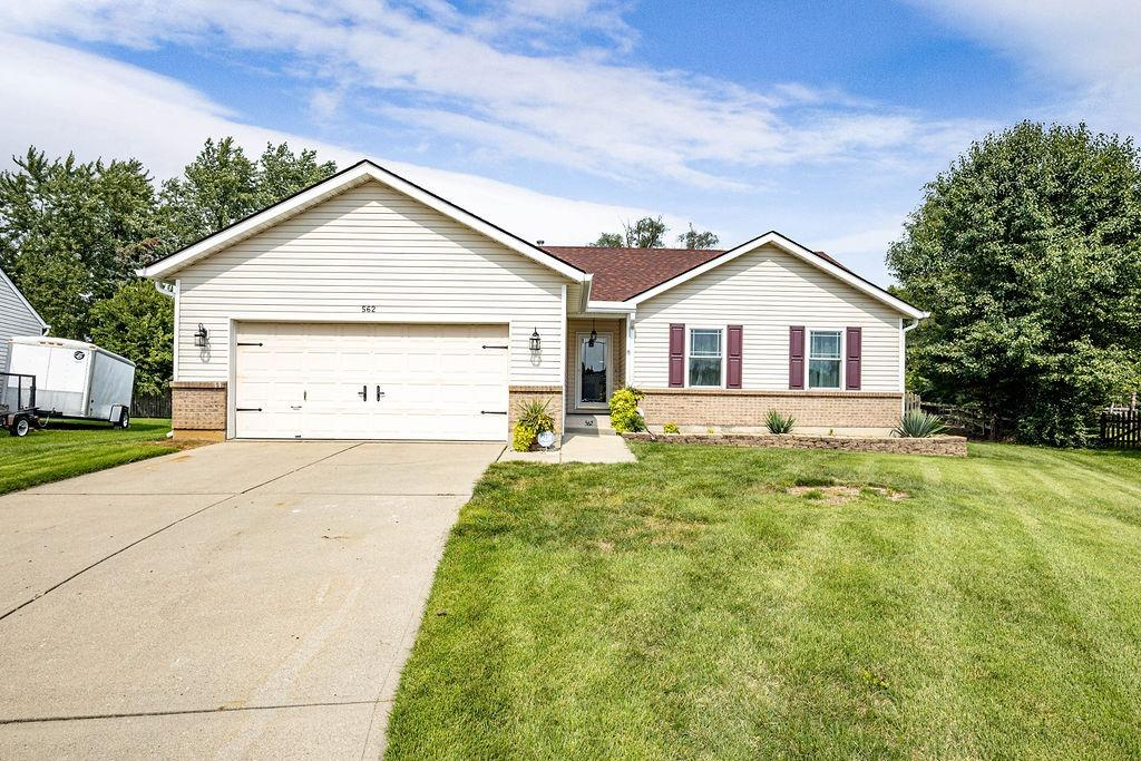 Property for sale at 562 Whispering Pines Place, Trenton,  Ohio 45067