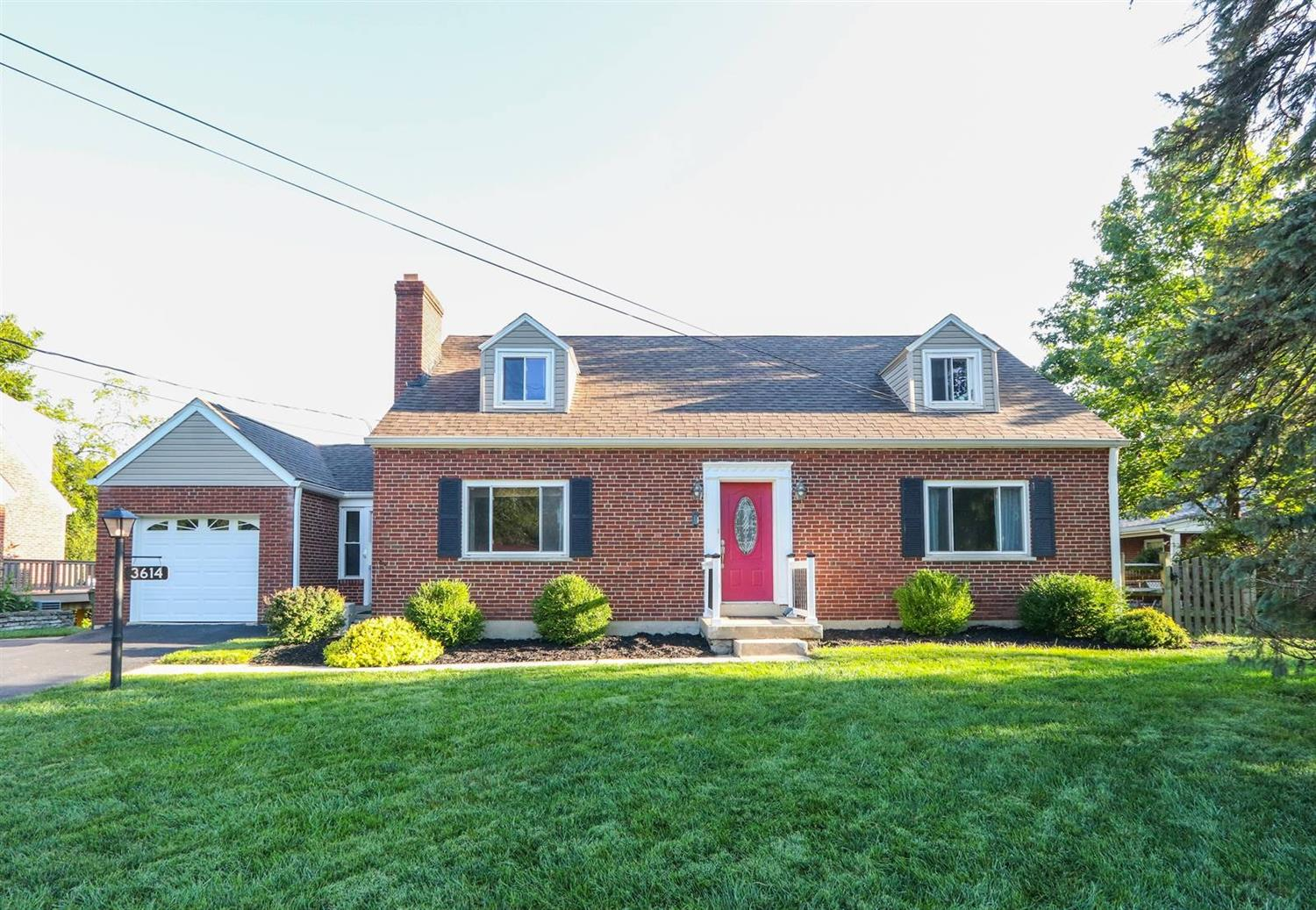 Property for sale at 3614 Lansdowne Avenue, Amberley,  Ohio 45236