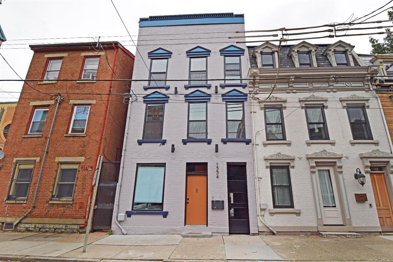 Property for sale at 1534 Republic Street Unit: 2, Cincinnati,  Ohio 45202