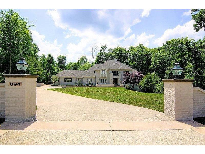 Property for sale at 894 Winding River, Hamilton Twp,  Ohio 45039