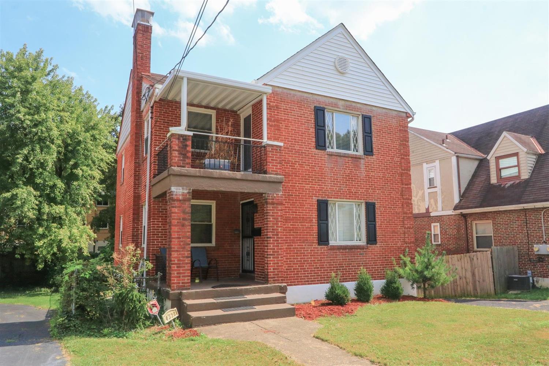 Property for sale at 4322 Virginia Avenue, Cincinnati,  Ohio 45223