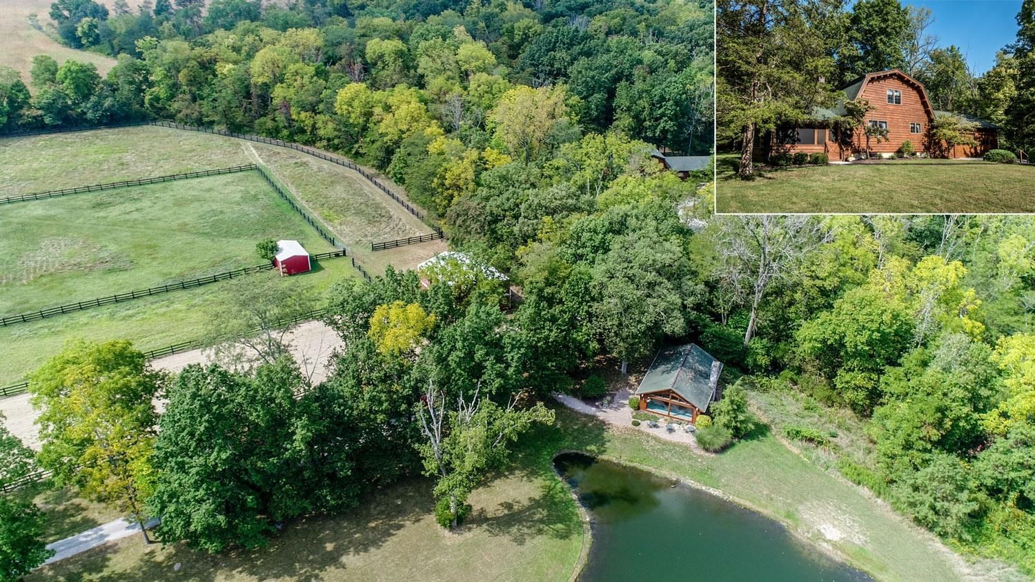 Property for sale at 2820 St Rt 63, Turtle Creek Twp,  Ohio 45036
