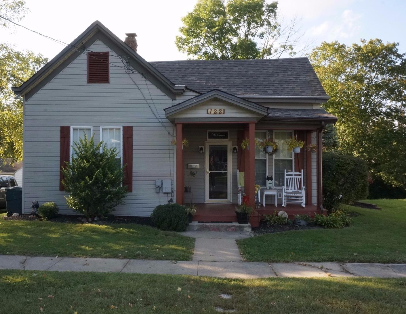 Property for sale at 122 W Fancy Street, Blanchester,  Ohio 45107