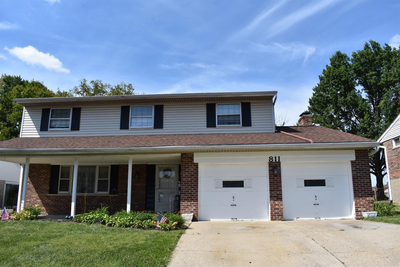 Property for sale at 811 Hiddenlake Lane, Delhi Twp,  Ohio 45233
