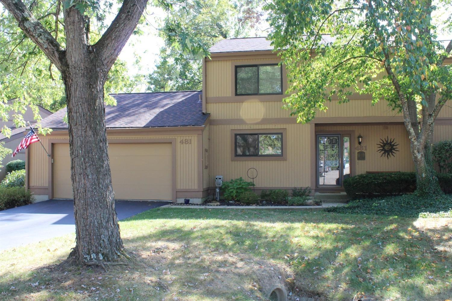 Property for sale at 481 Clubhouse Drive, Mason,  Ohio 45040