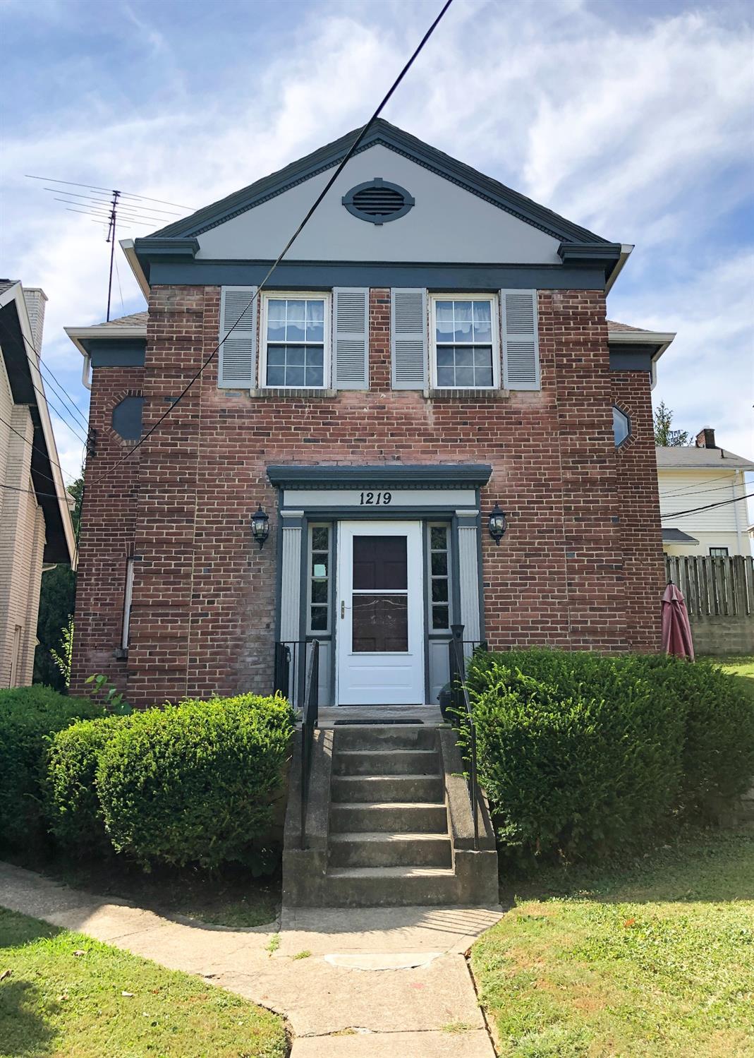 Property for sale at 1219 Delta Avenue, Cincinnati,  Ohio 45208