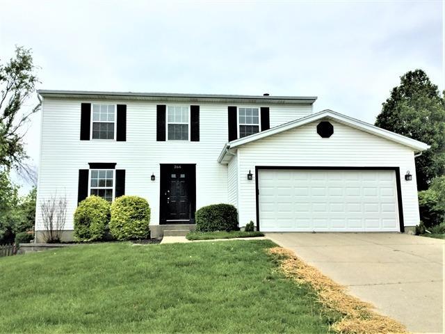 Property for sale at 266 Birmingham Court, Lebanon,  Ohio 45036