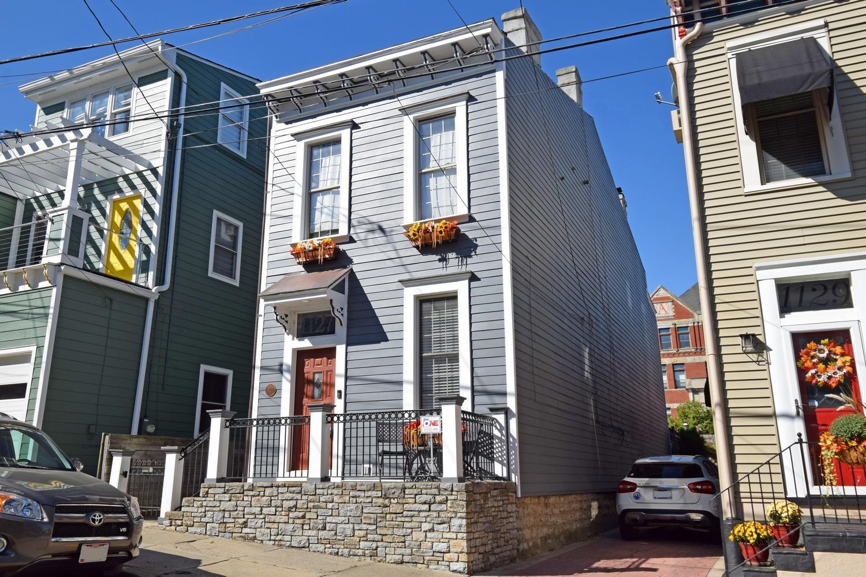 Property for sale at 1127 Belvedere Street, Cincinnati,  Ohio 45202