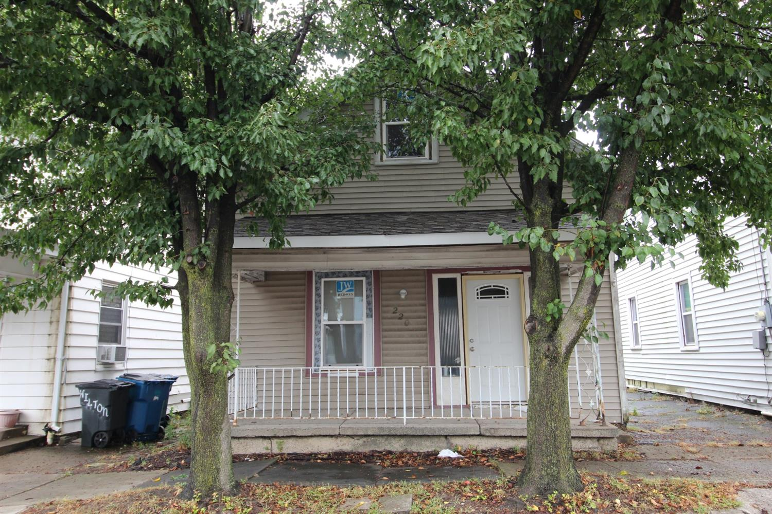 Property for sale at 220 Pearl Street, Reading,  Ohio 45215
