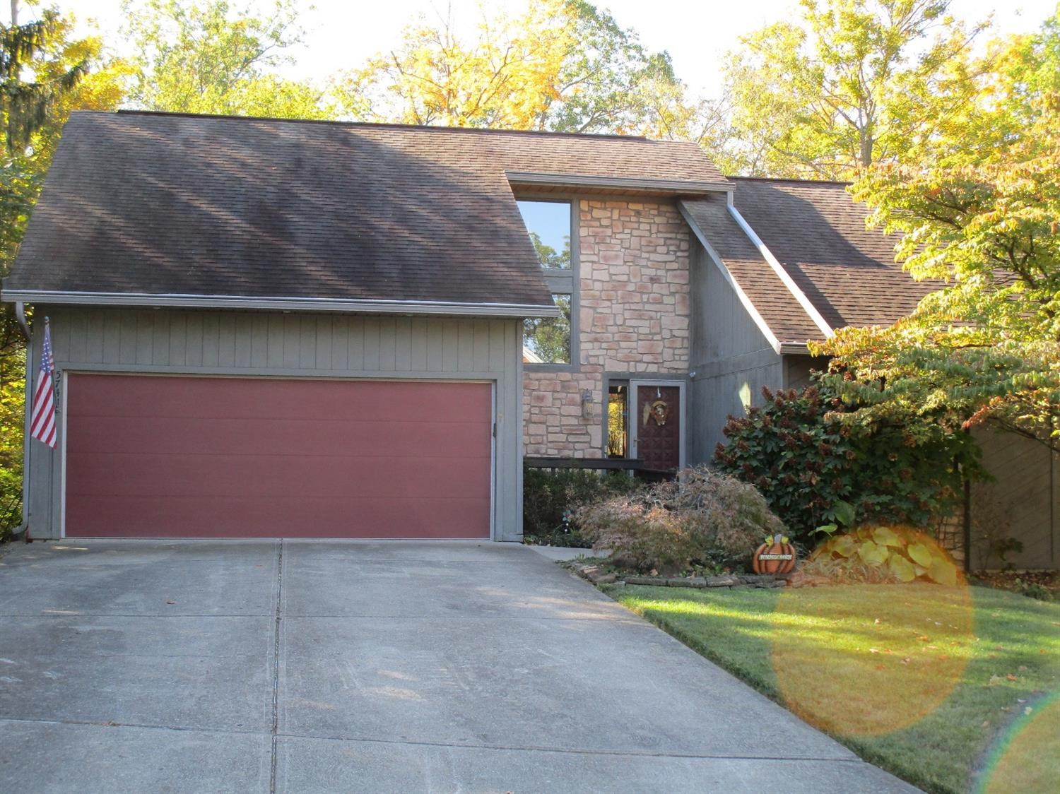 Welcome home to this 3 bedroom 3 bathroom Contemporary Ranch with Bonus Loft on secluded cul-de-sac wooded lot