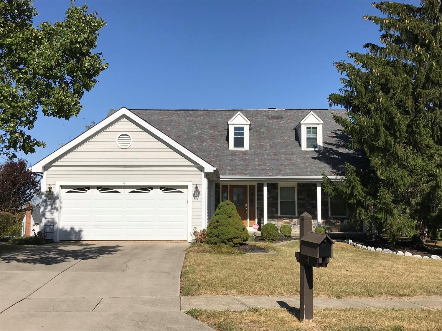 Property for sale at 4 Caddys Court, Fairfield,  Ohio 45014