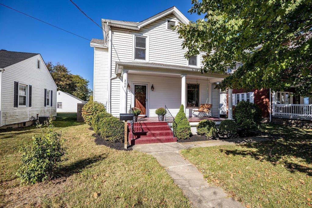 Property for sale at 202 W State Street, Trenton,  Ohio 45067