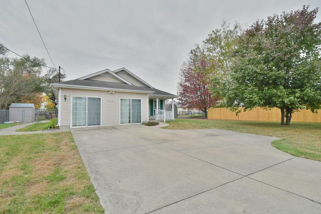 Property for sale at 505 Edgewood Drive, Trenton,  Ohio 45067