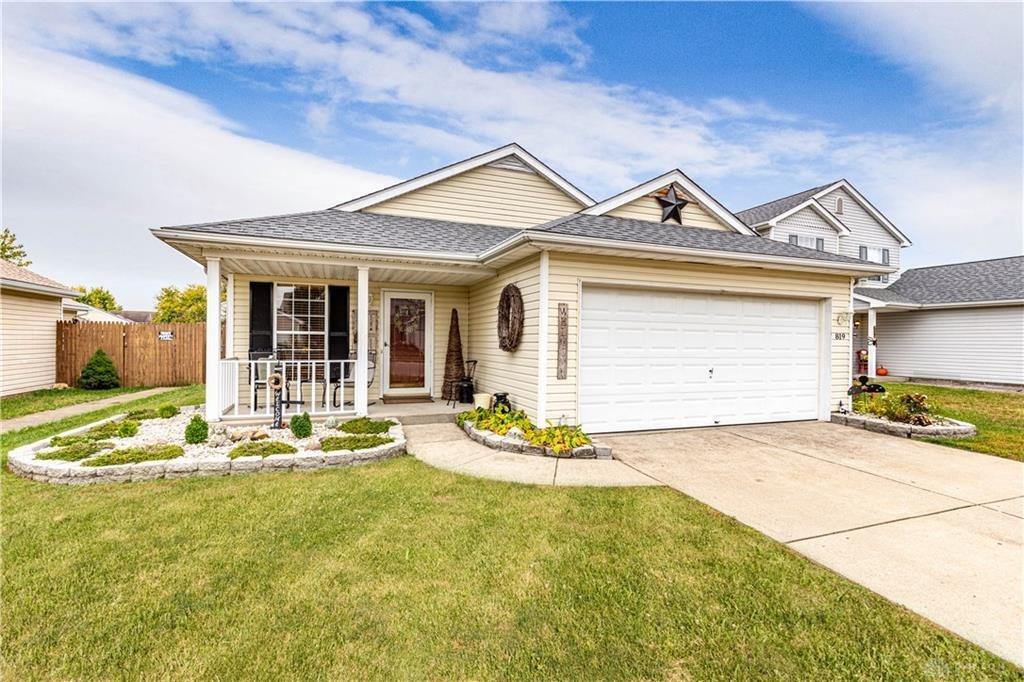 Property for sale at 819 Walton Court, Trenton,  Ohio 45067