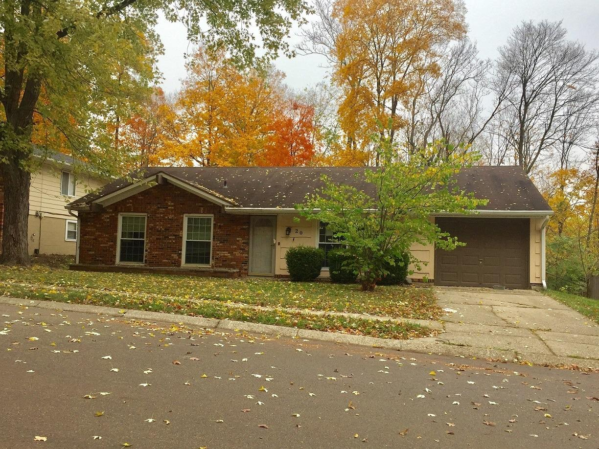 Property for sale at 20 Timberwood Lane, Springboro,  Ohio 45066