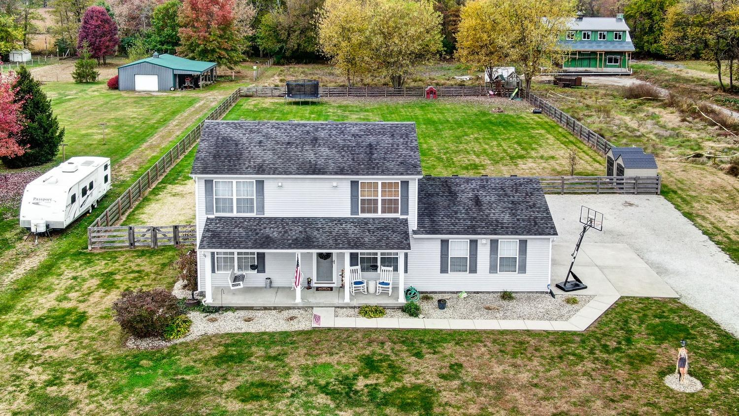 Property for sale at 3703 Middleboro Road, Salem Twp,  Ohio 45152