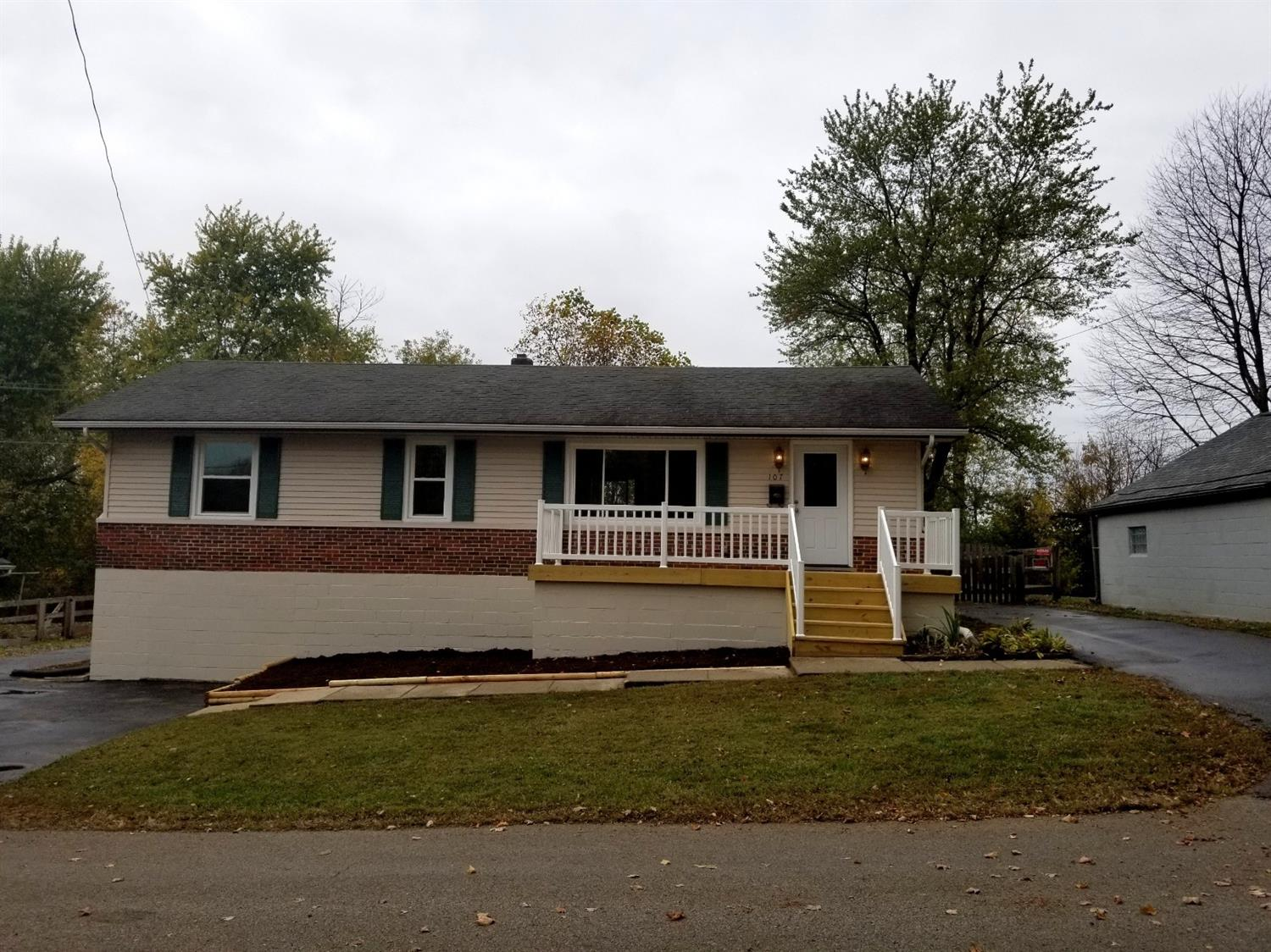 Property for sale at 107 Flora Drive, Morrow,  Ohio 45152