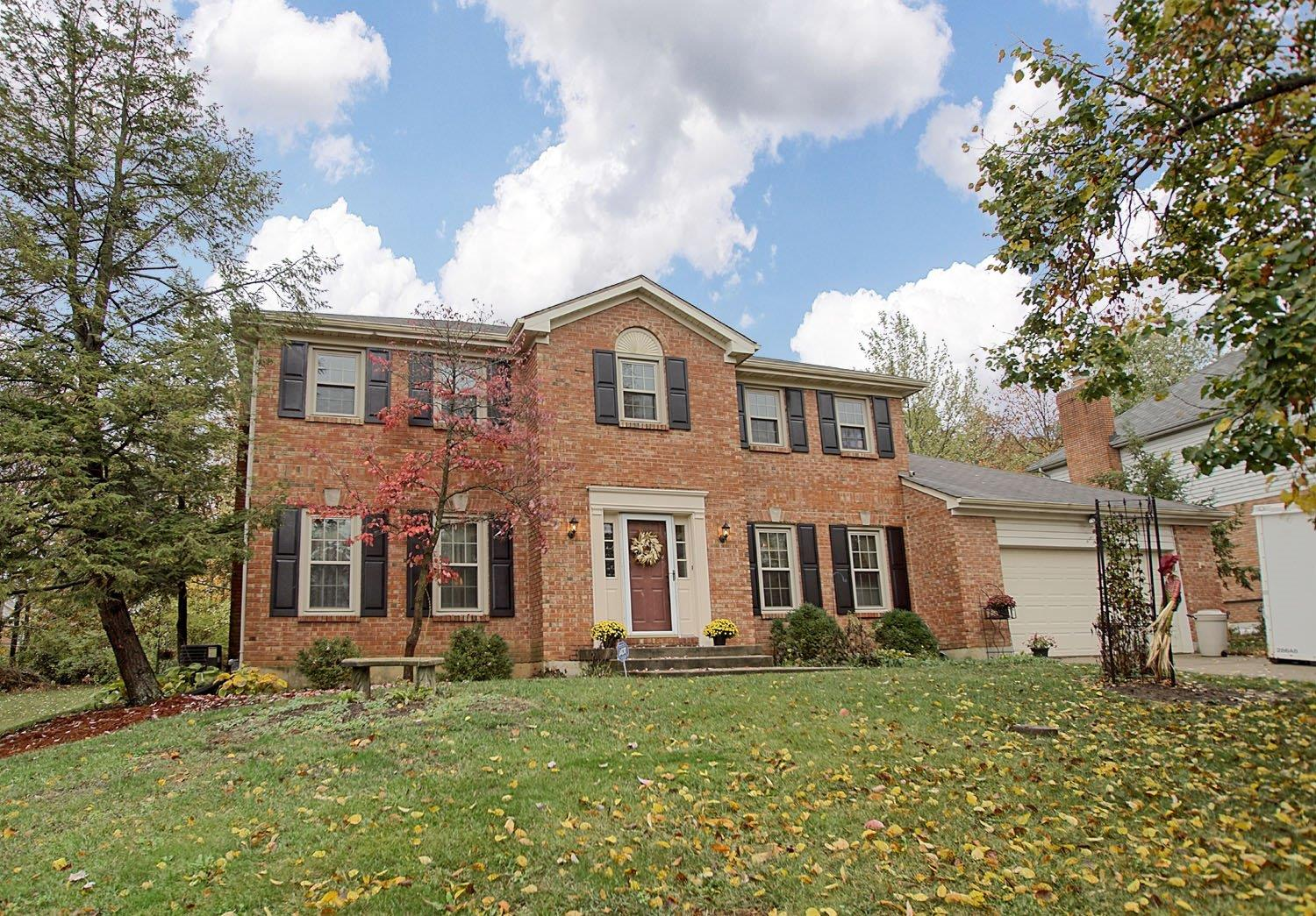 Property for sale at 7272 Cinnamon Woods Drive, West Chester,  Ohio 45069