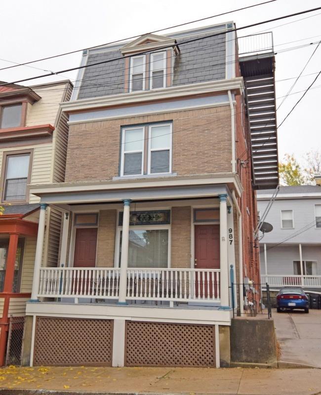 Property for sale at 987 Hatch Street, Cincinnati,  Ohio 45202