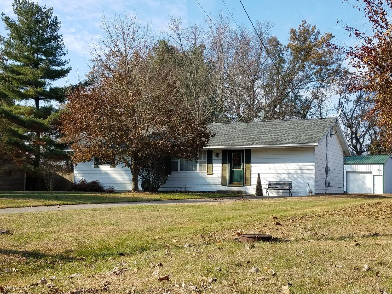 Property for sale at 5236 Ash Grove Avenue, Blanchester,  Ohio 45107