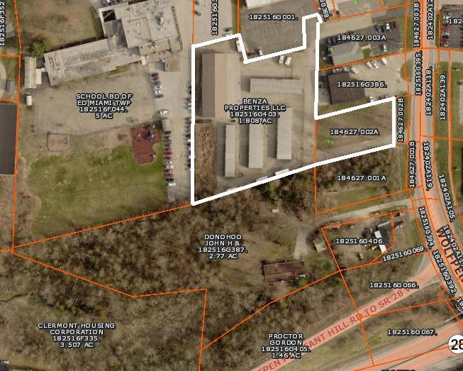 Property for sale at 1053 St Rt 28, Miami Twp,  Ohio 45150