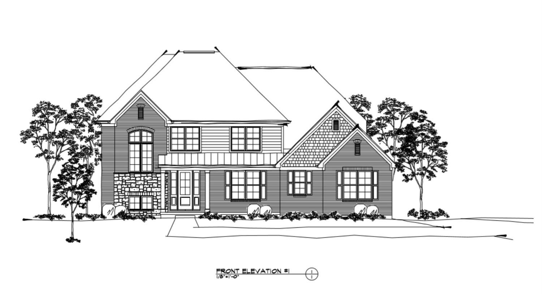 Property for sale at 9851 Kensington Lane, Deerfield Twp.,  Ohio 45040