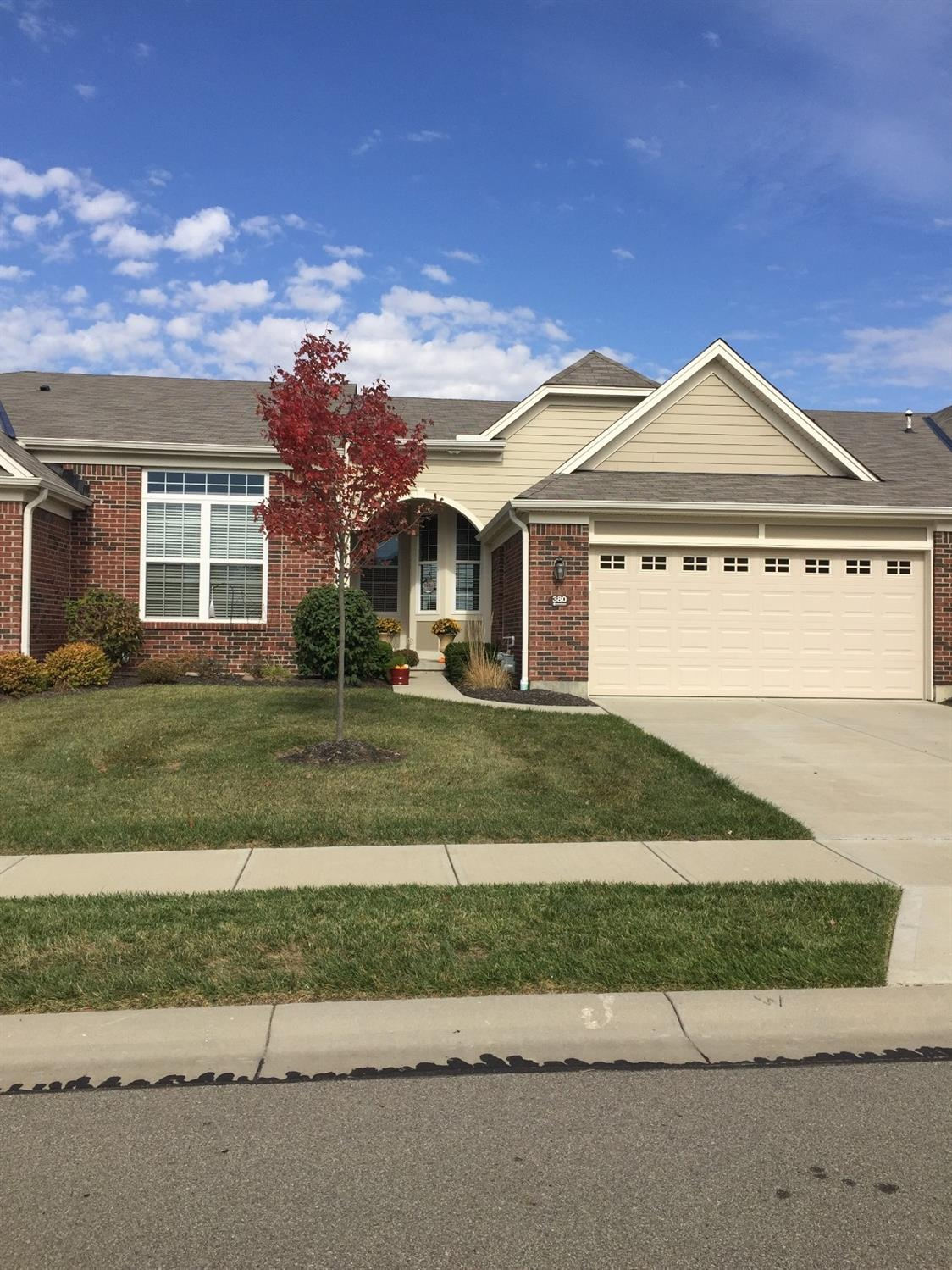 Property for sale at 380 Turtle Creek Drive, Loveland,  Ohio 45140